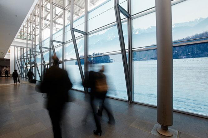Fensterfolierung Digitaldruck Großformat