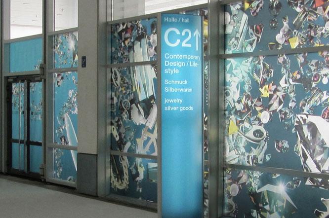 Fensterfolierung München Messebereich