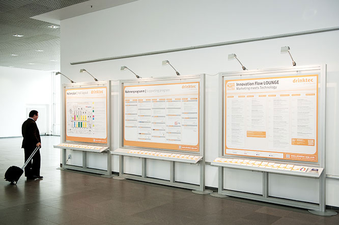 Übersichtpläne, Schilder, Digitaldruck und Werbetechnik Rudolf Lang in München