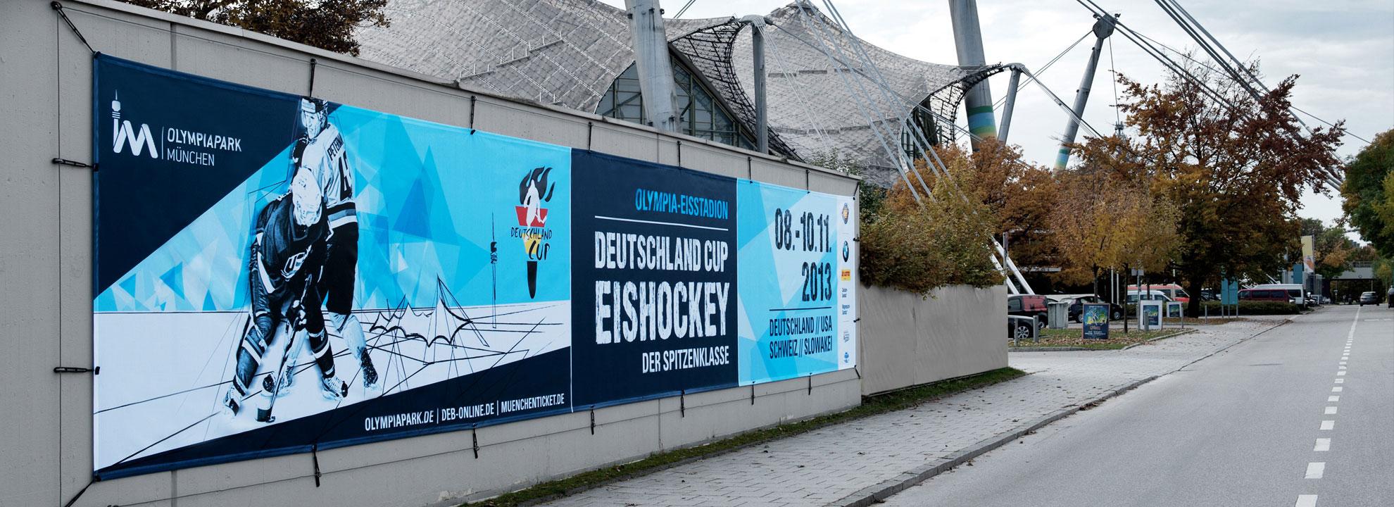 Firma Lang Digitaldruck und Werbetechnik in München
